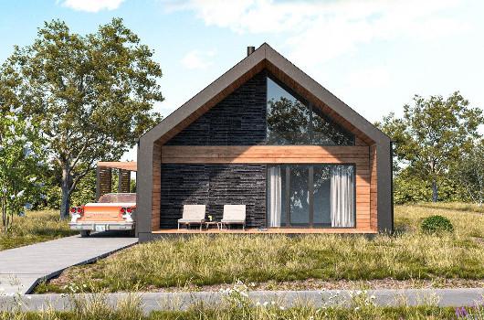 Energooszczędny dom tani w eksploatacji