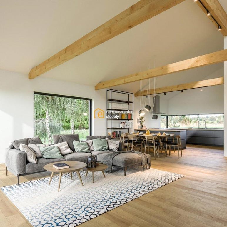 Dom stodoła – wnętrze trudne czy łatwe do aranżacji?
