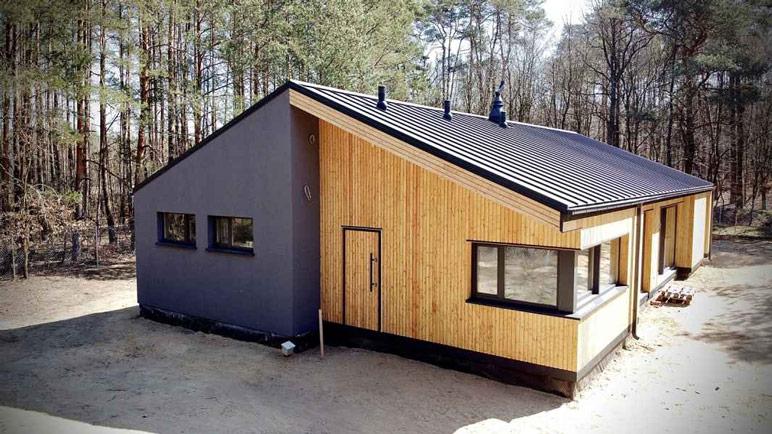 Jaki fundament pod energooszczędny dom szkieletowy